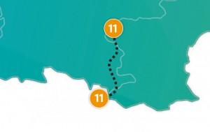 etappe 11 - Scheidingsplanner Maastricht   Heerlen   Gulpen