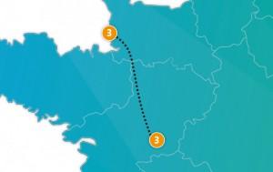 etappe 3 - Scheidingsplanner Maastricht   Heerlen   Gulpen