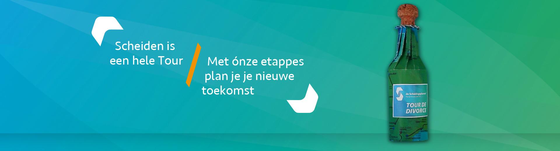 Volg onze Tour de Divorce - Scheidingsplanner Maastricht   Heerlen   Gulpen