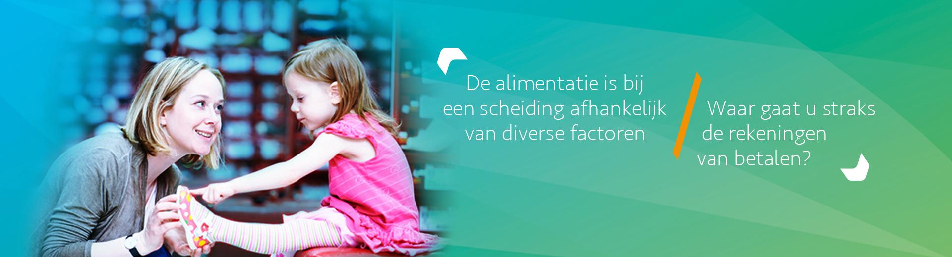 De alimentatie bij een scheiding - Scheidingsplanner Maastricht - Heerlen - Gulpen